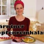 Kärntner/Gurktaler Topfenreinkalan Rezept - Quark Puffer