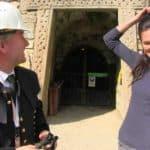 Besuch im Bergwerk Knappenberg
