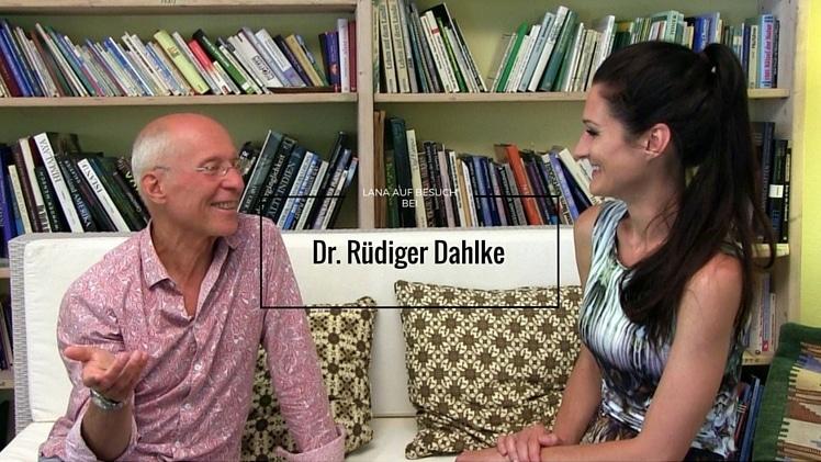 Interview mit Dr. Ruediger Dahlke im Tamanga, Gamlitz