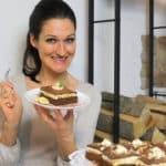 Glutenfreies Schoko-Bananenkuchen mit Vanillecreme Rezept