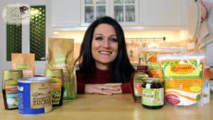 Lana präsentiert gesunde Zuckeralternativen