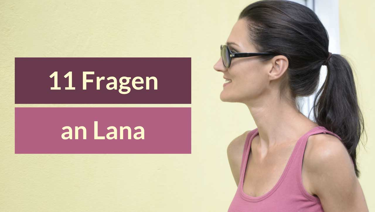 Portrait von Lana.
