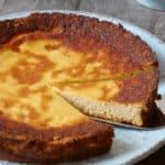 Topfenkuchen mit nur 3 Zutaten – glutenfrei