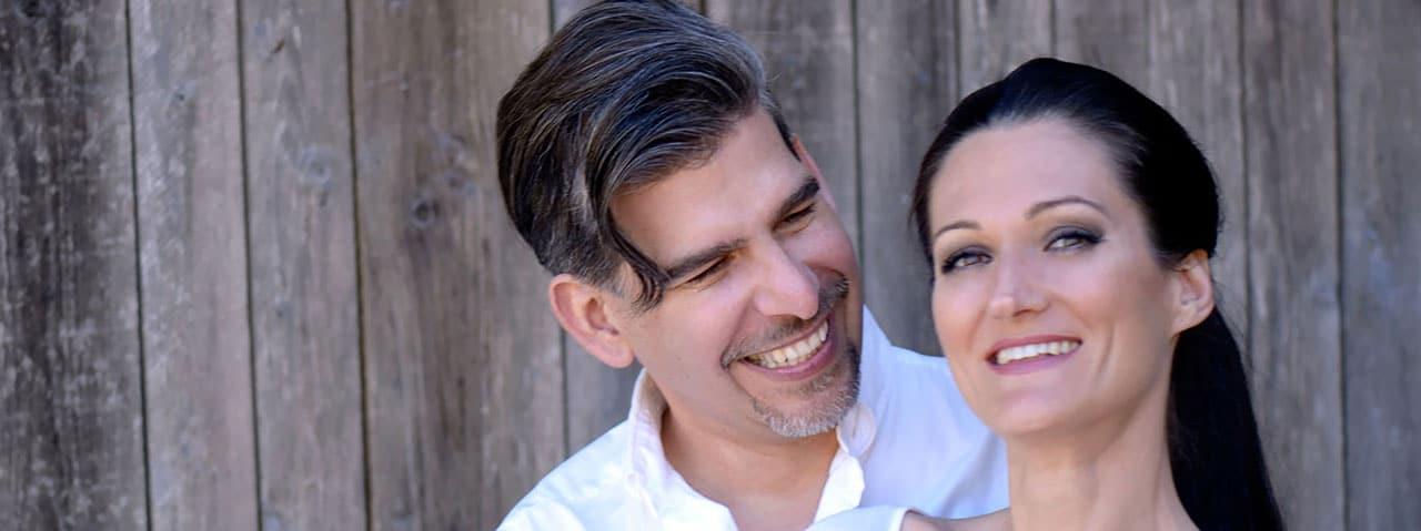 Portrait von Sandra und Matthias Exl