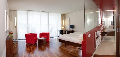 Spa Hotel Bründl Zimmerausstattung
