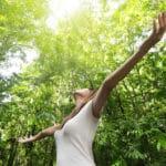 ShinrinYoga - Waldbaden und Yoga