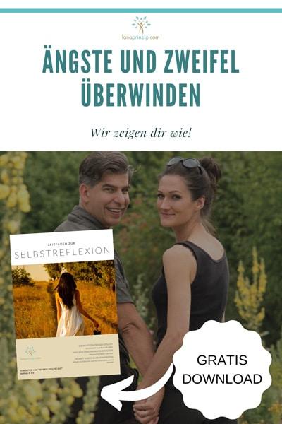 Cover des Leitfaden zur Selbstreflexion von Matthias Exl