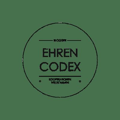Offizielles Logo Blogger Ehrencodex