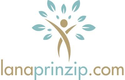 Offizielles Lanaprinzip Logo in Retina Format