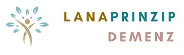 Offizielles Logo von Lanaprinzip Demenz